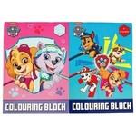 Paw Patrol Kleurboek met Stickers