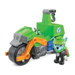 Spin Master Paw Patrol Moto Themed Rocky