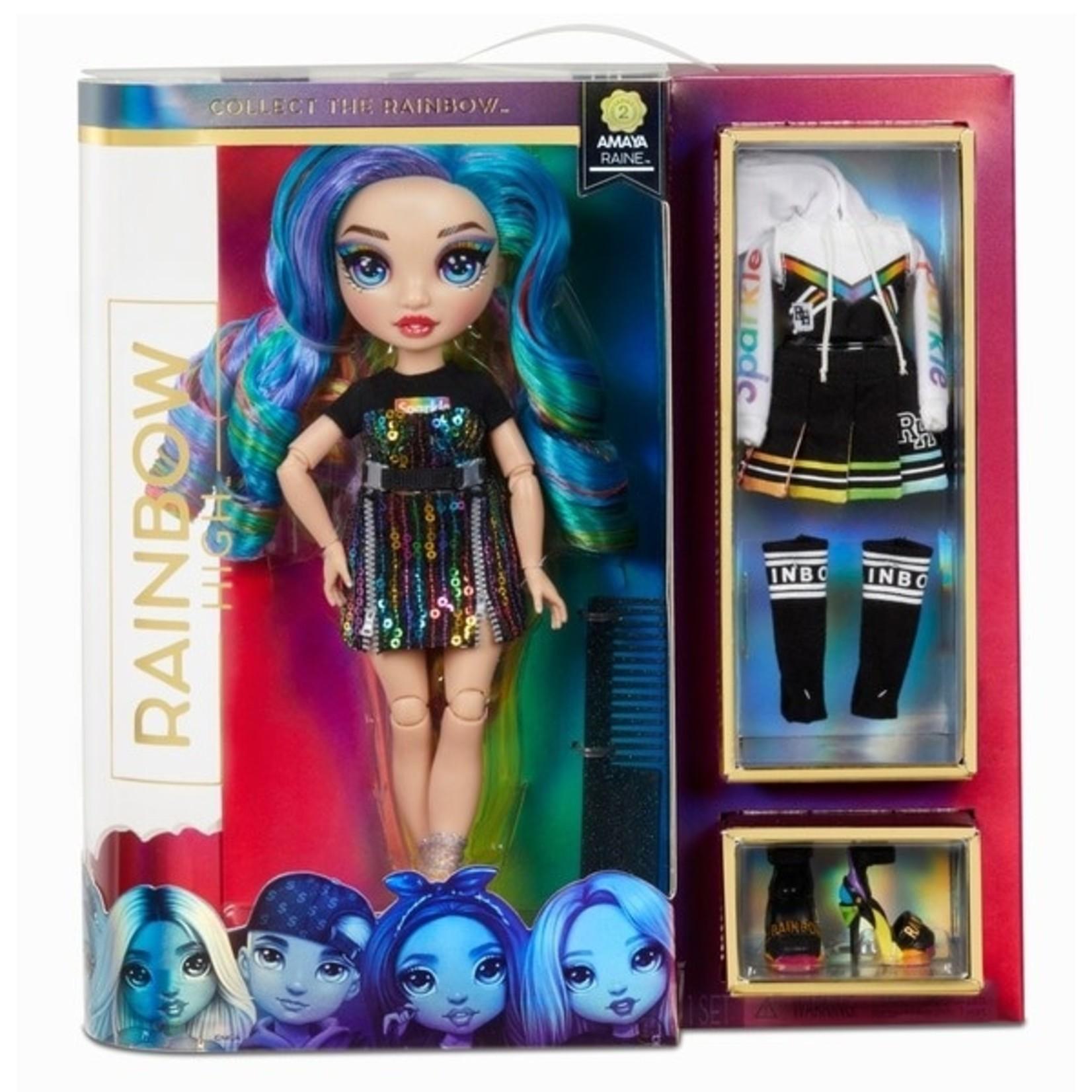 MGA Entertainment Rainbow High Doll Rainbow - Amaya