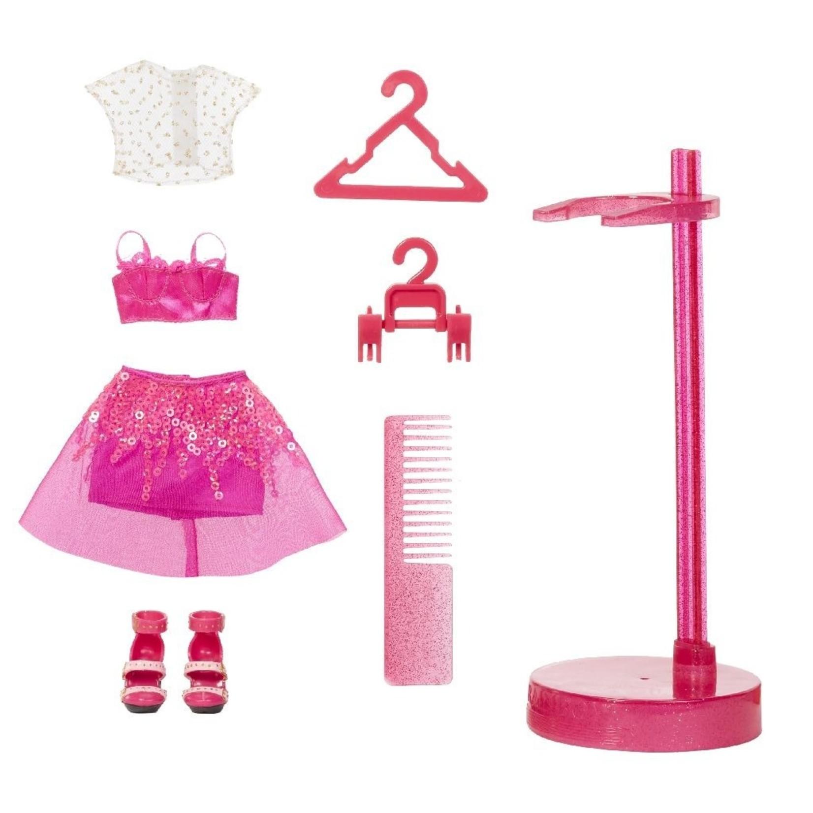MGA Entertainment Rainbow High Doll Fuchsia - Stella