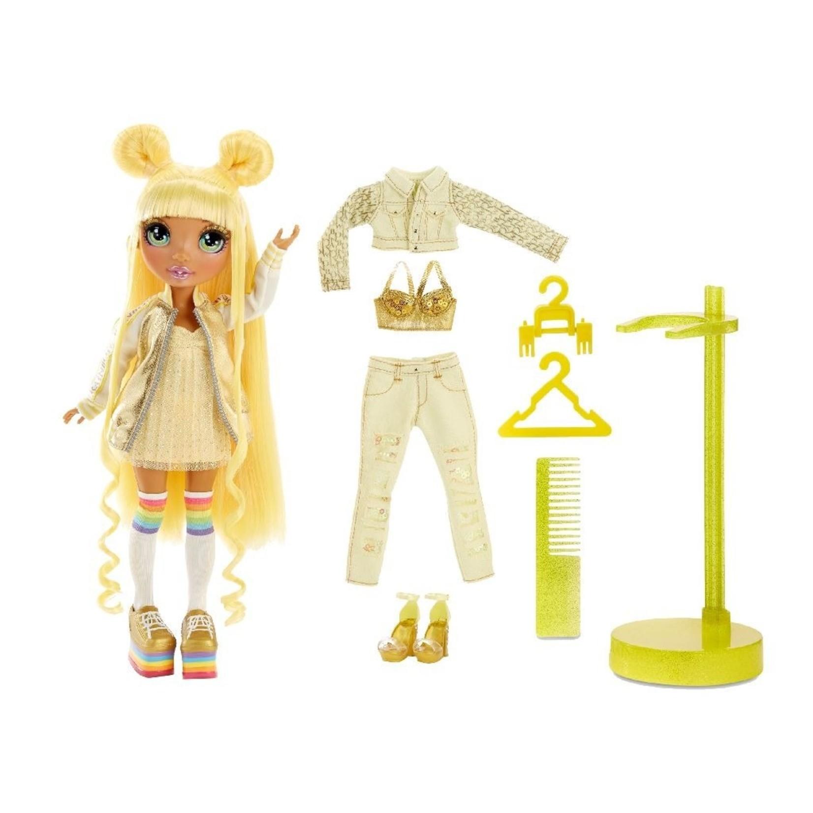 MGA Entertainment Rainbow High Doll Sunny Madison