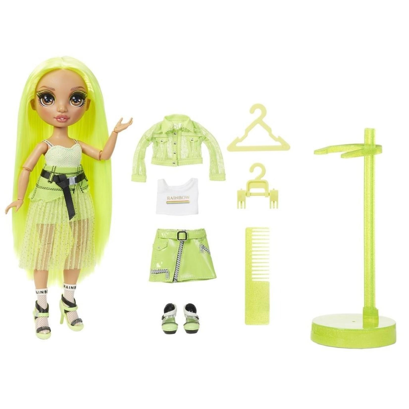 MGA Entertainment Rainbow High Doll Neon - Karma