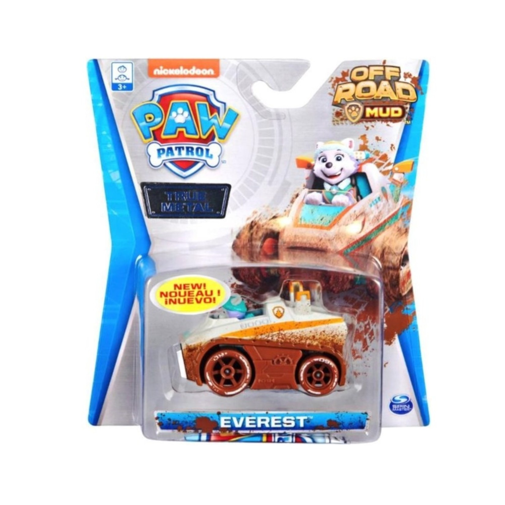 Spin Master Paw patrol Off Road Everest