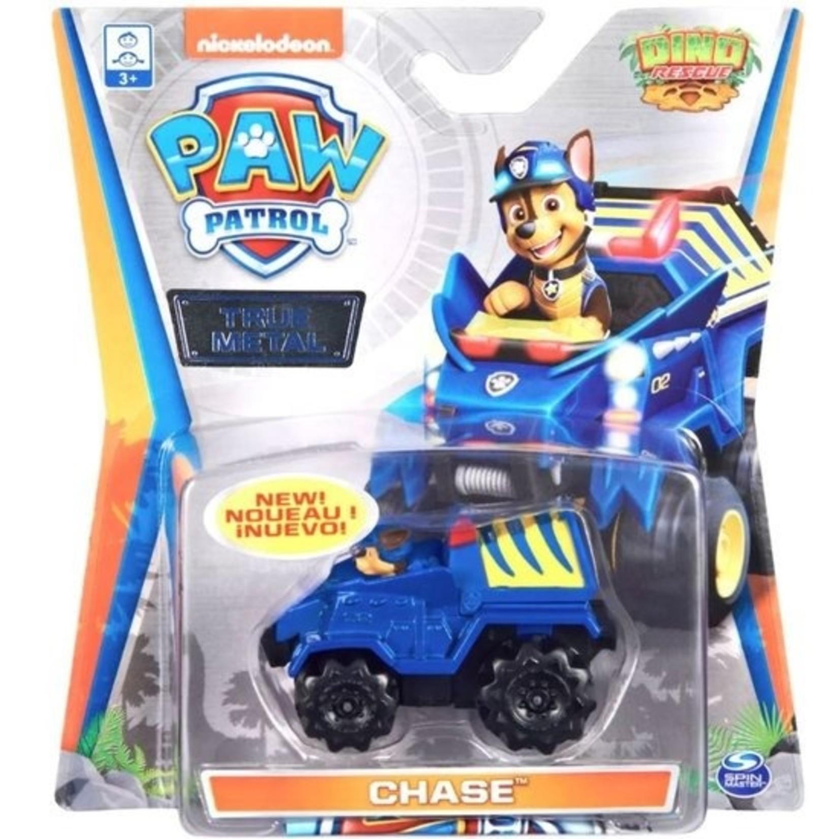 Spin Master Paw Patrol True Metal Dino Chase