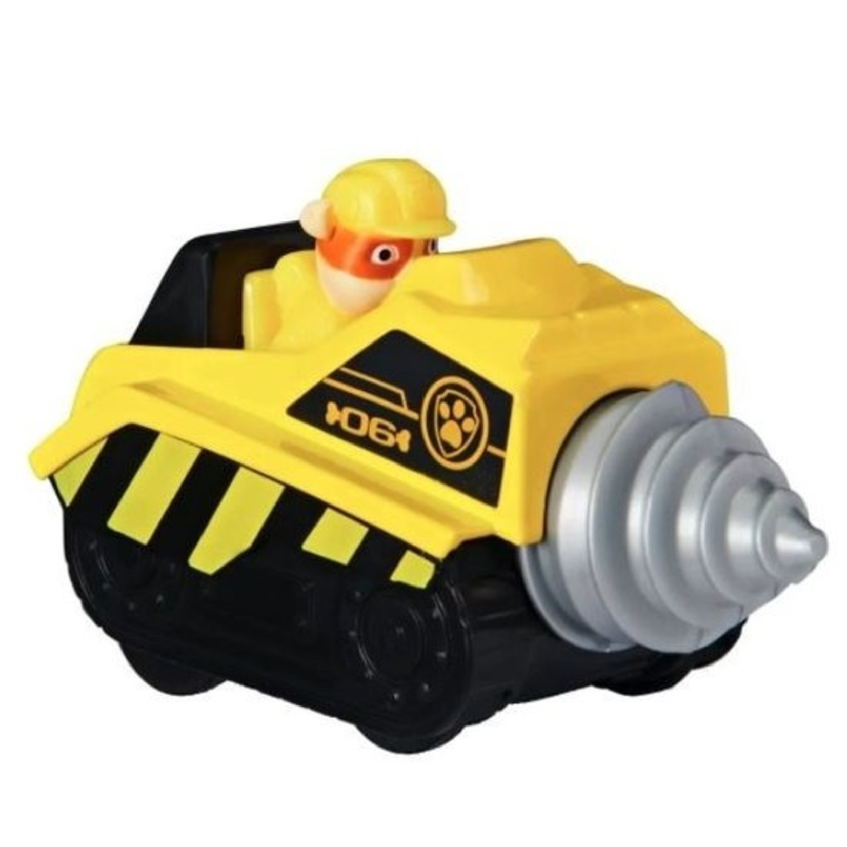 Spin Master Paw Patrol True Metal Mission Rubble
