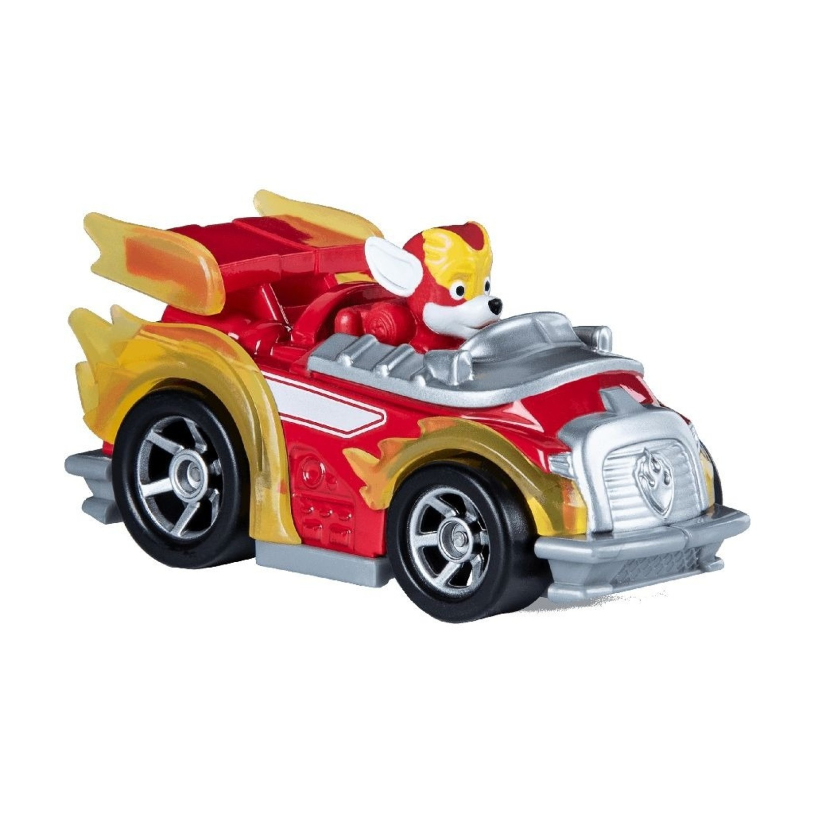 Spin Master Paw Patrol True Metal Charged Up Marshall