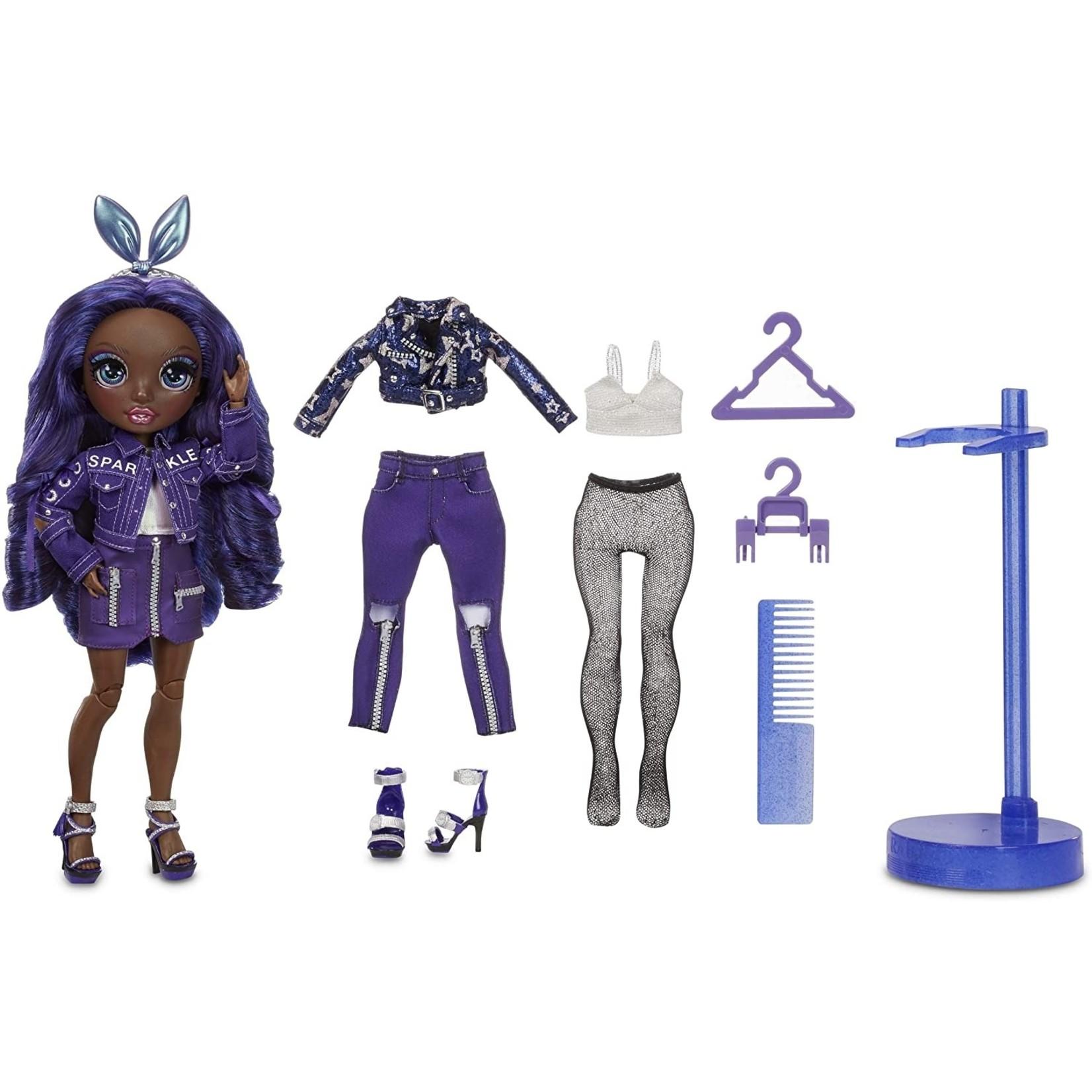 MGA Entertainment Rainbow High Doll Indigo - Kristal