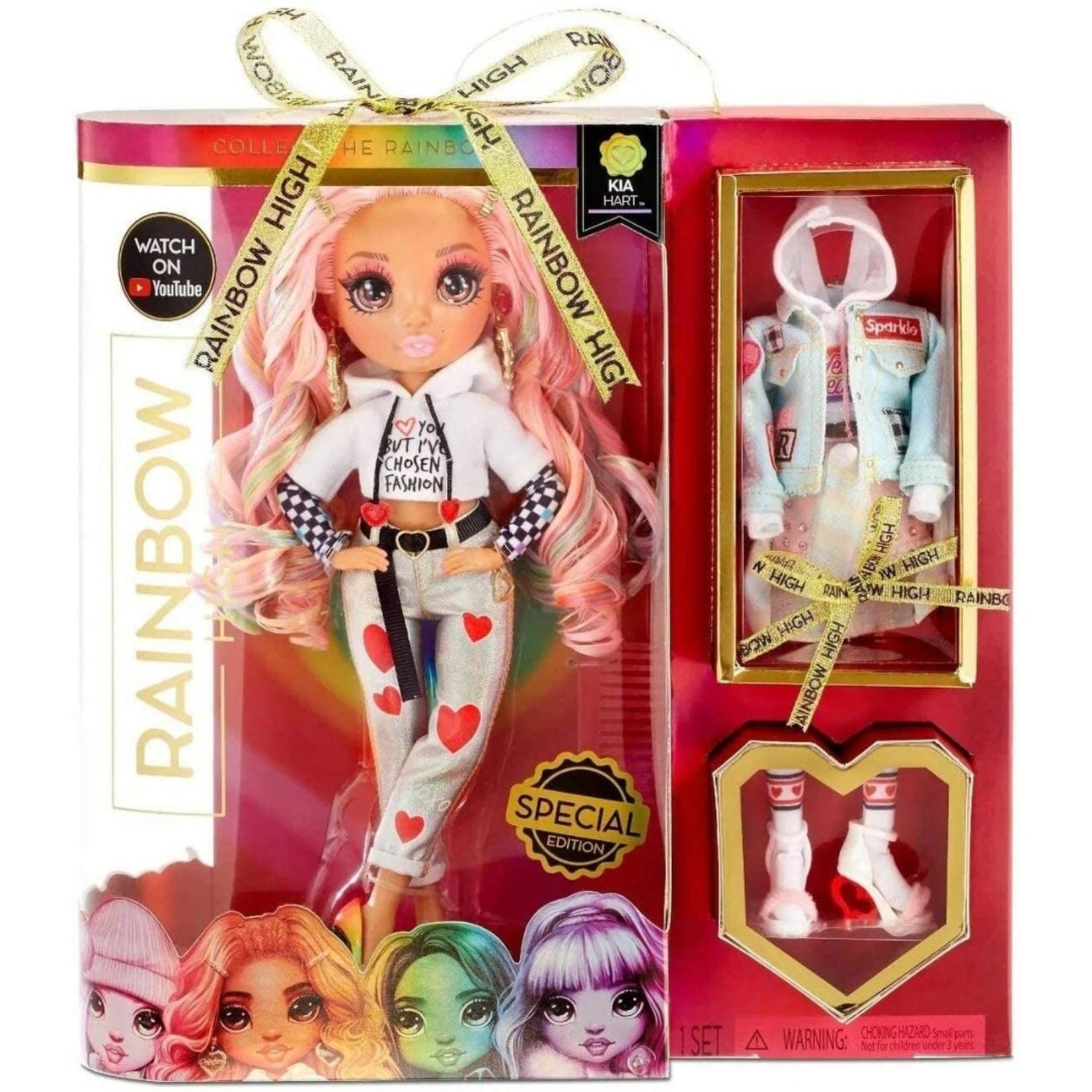 MGA Entertainment Rainbow High Doll - Kia Hart