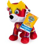 Spin Master Paw patrol Knuffel Mighty Pup Marshall 20 cm