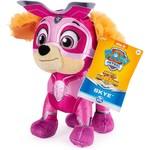 Spin Master Paw Patrol Knuffel Mighty Pup Skye 20 cm