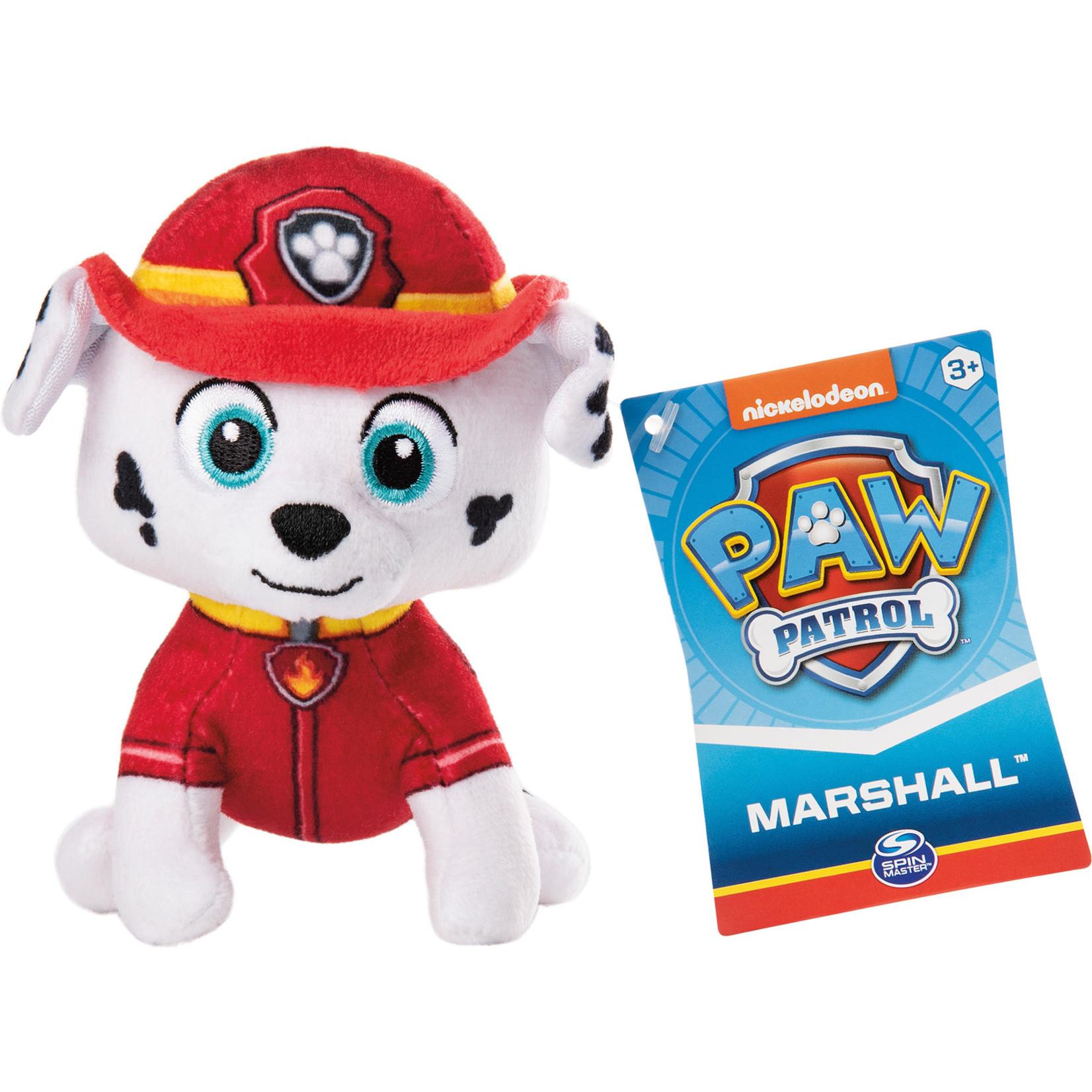Spin Master Paw Patrol Mini Knuffel Marshall 12 cm