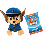 Spin Master Paw Patrol Mini Knuffel Chase 12 cm