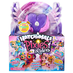 Spin Master Pixies Riders - Black Glitter Lilly