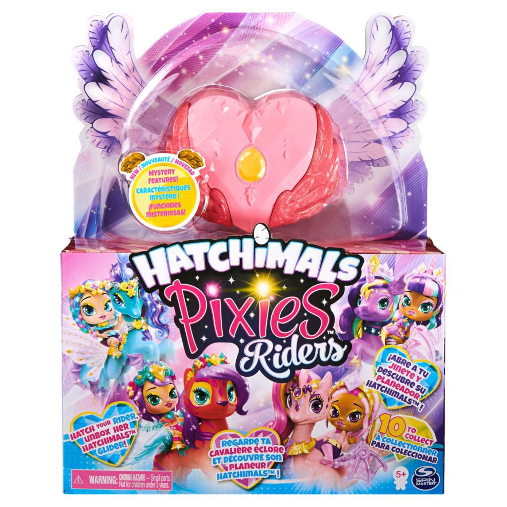 Spin Master Hatchimals Pixies Riders - Fiona