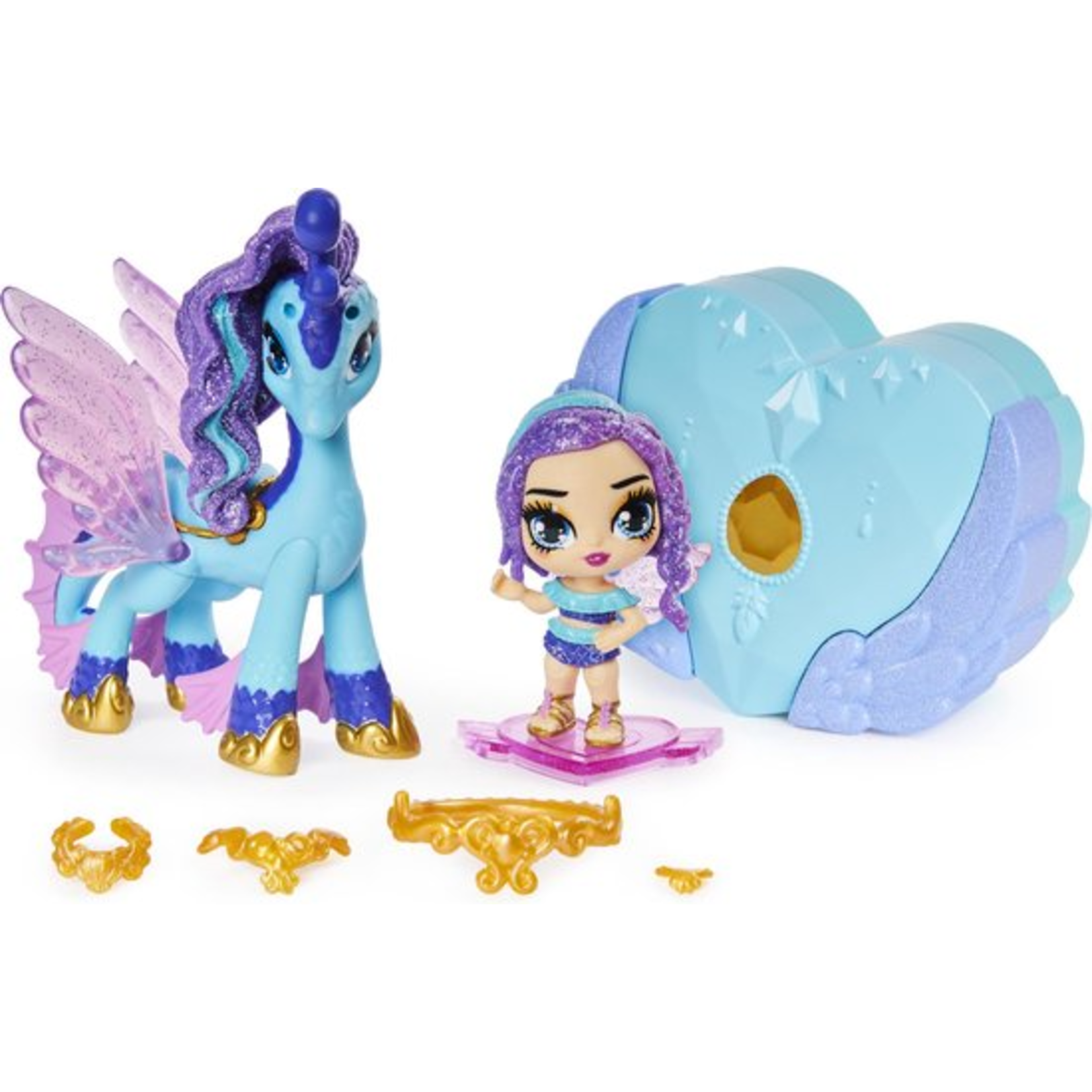 Spin Master Hatchimals Pixies Riders - Lagoon Lilly