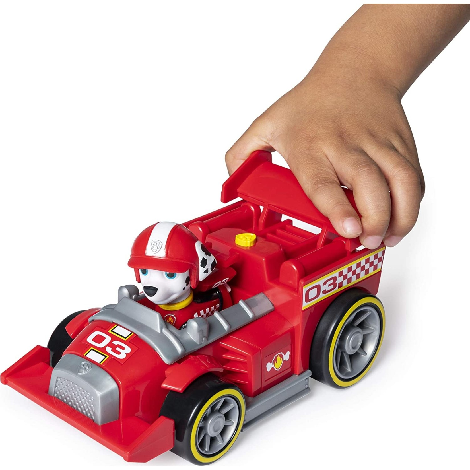 Spin Master Paw patrol Race Rescue Marshall