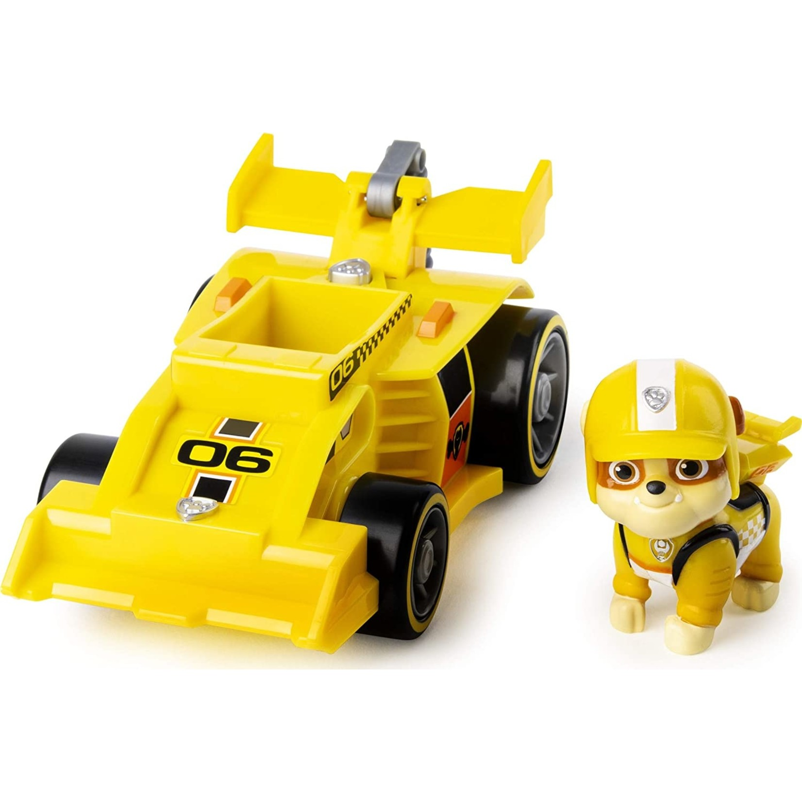 Spin Master Paw Patrol  Race Rescue Rubble