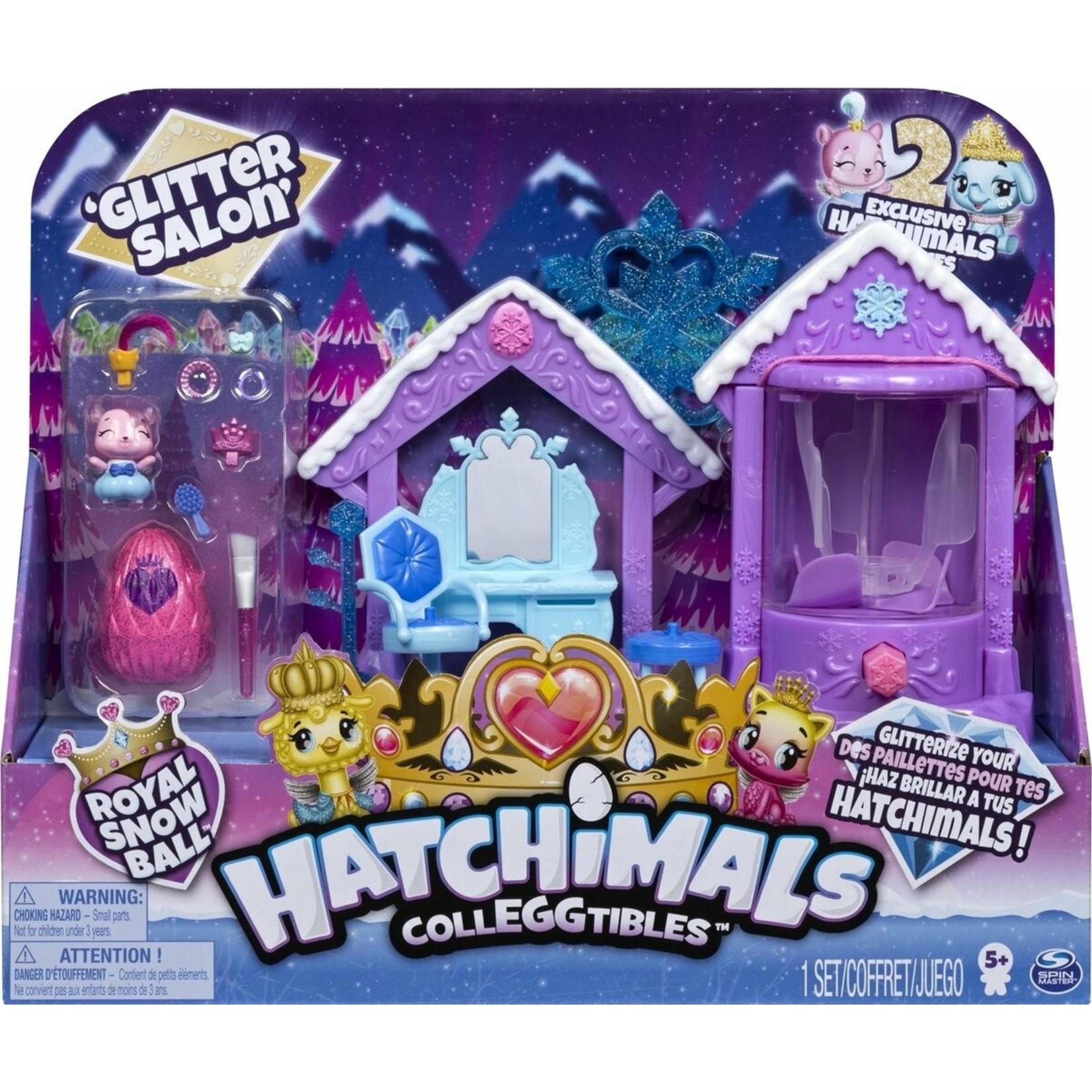 Spin Master Hatchimals Glitter Salon