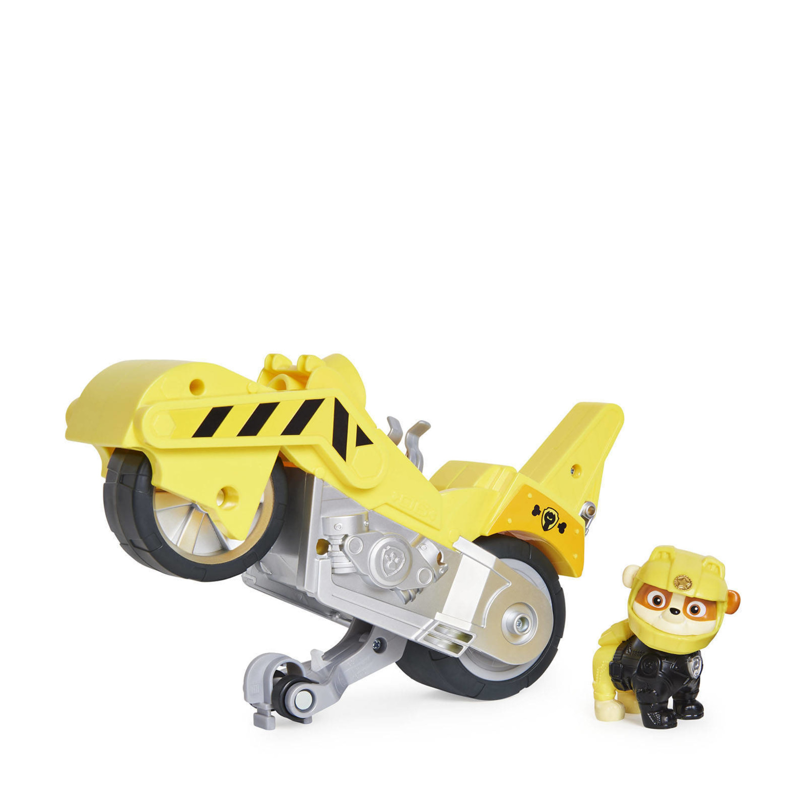 Spin Master Paw Patrol Moto Themed Rubble
