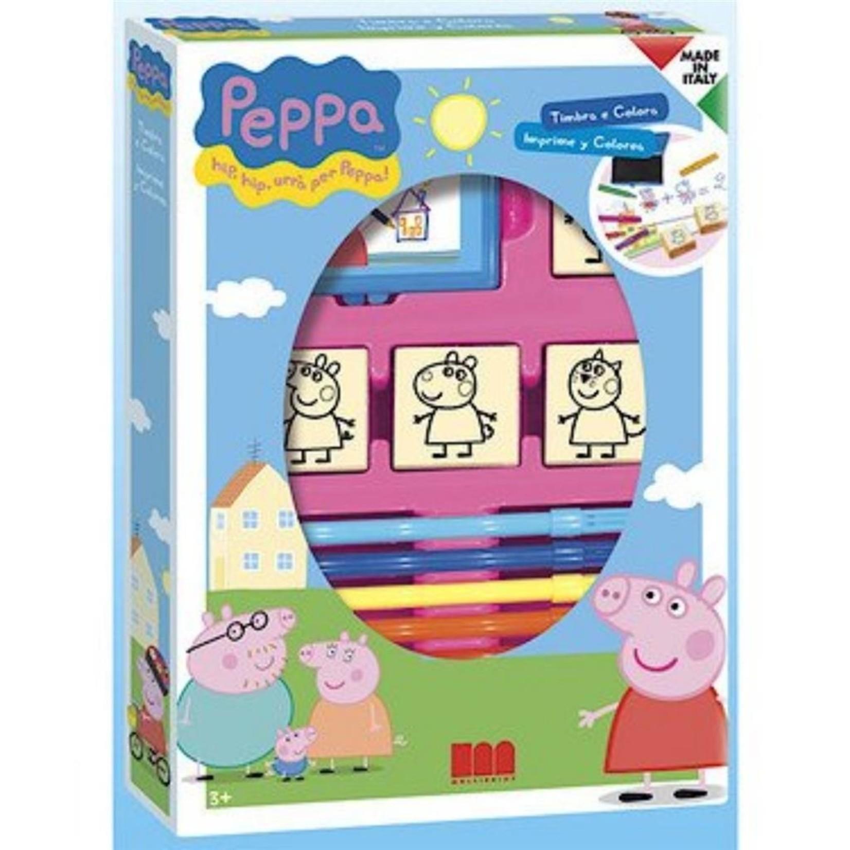Peppa Pig Stempeldoos