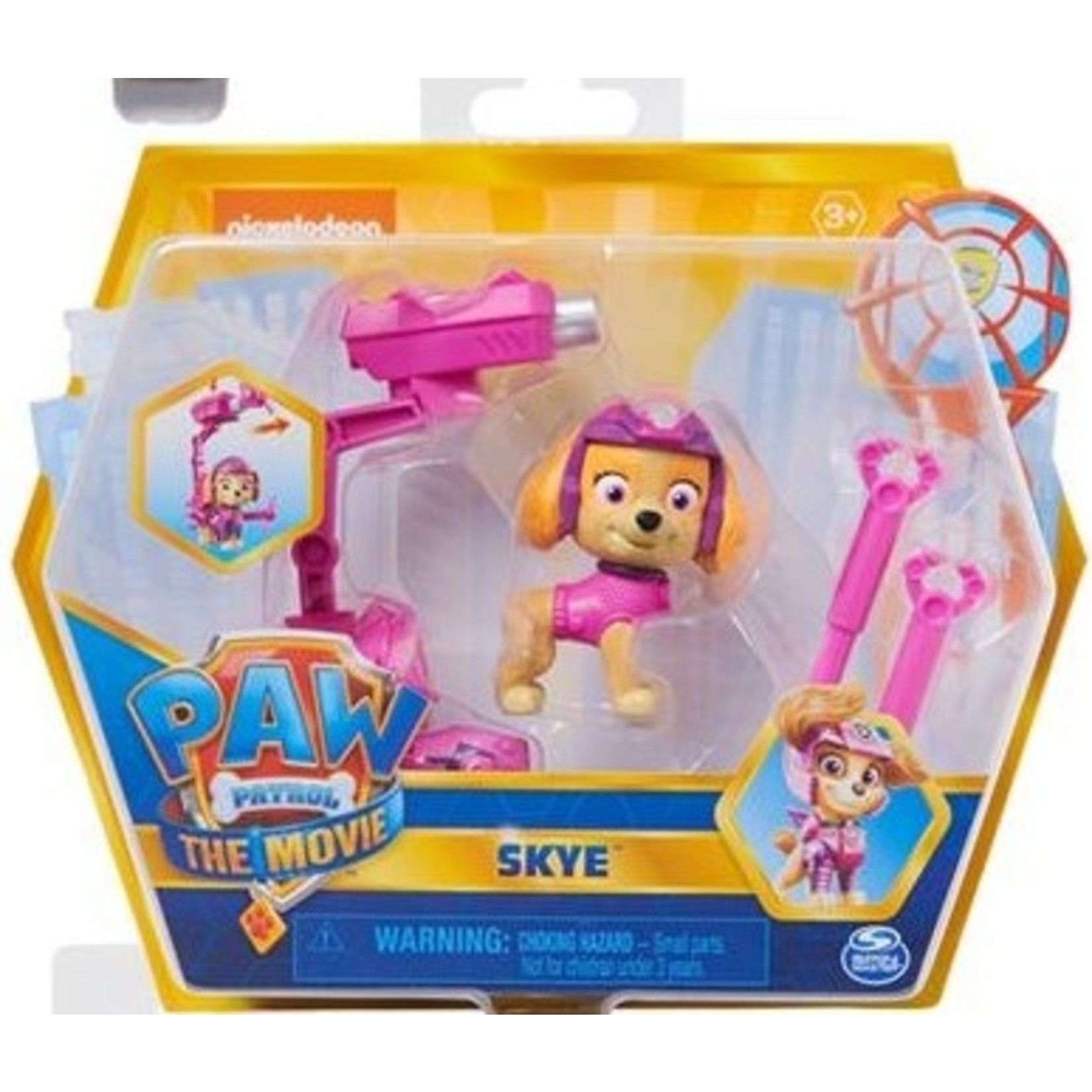 Spin Master Paw Patrol The Movie Figuur Skye