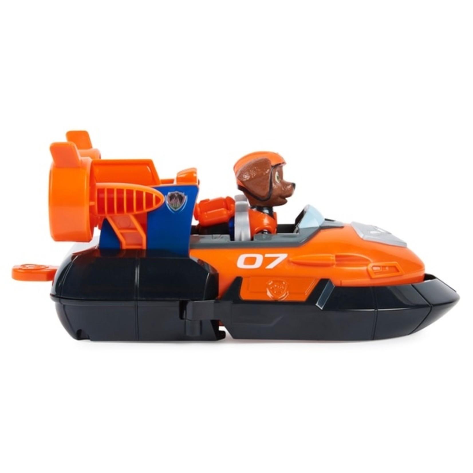 Spin Master Paw Patrol The Movie Zuma's Hovercraft