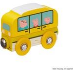 Peppa Peppa Pig Houten Trein - Bus