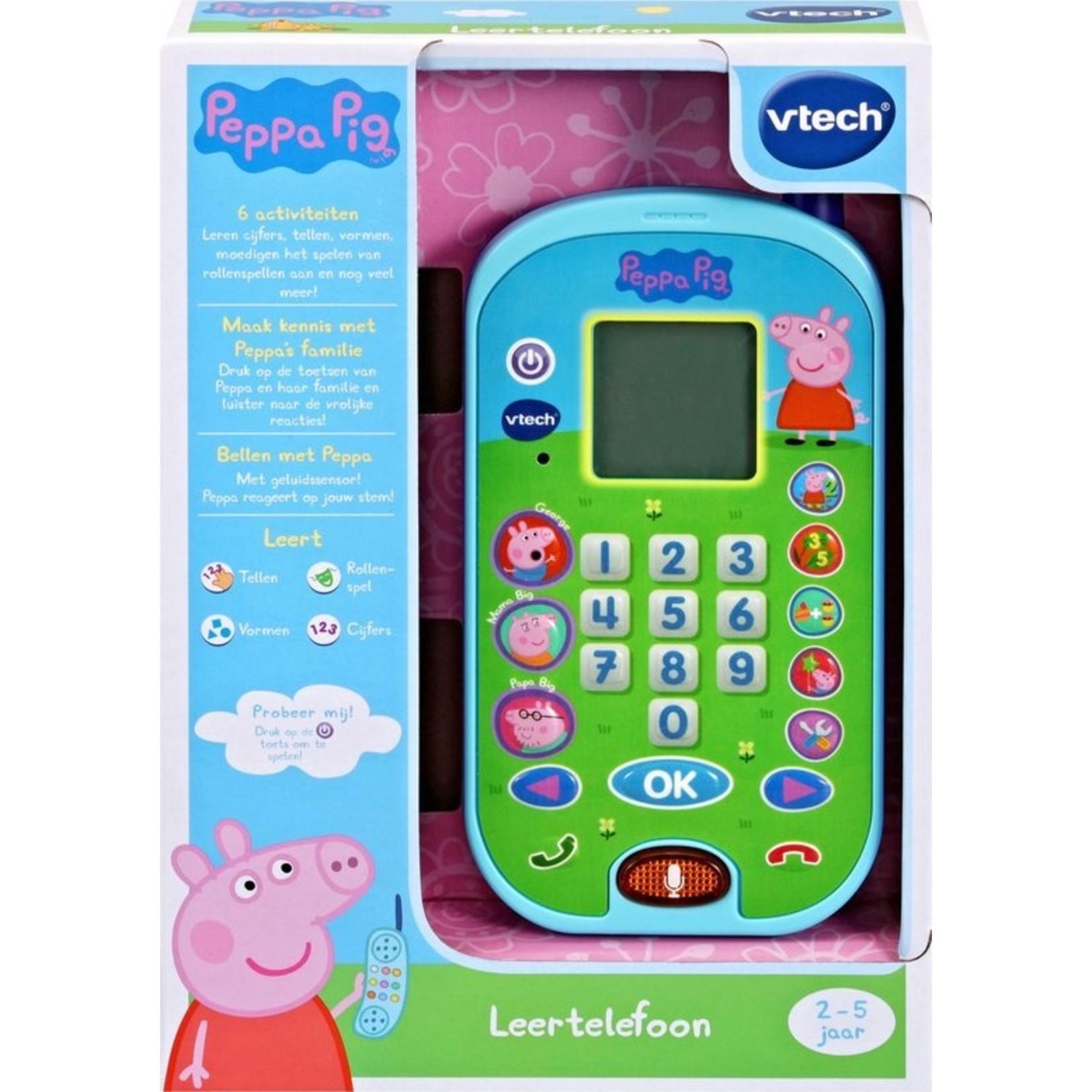 VTECH Peppa Pig Telefoon