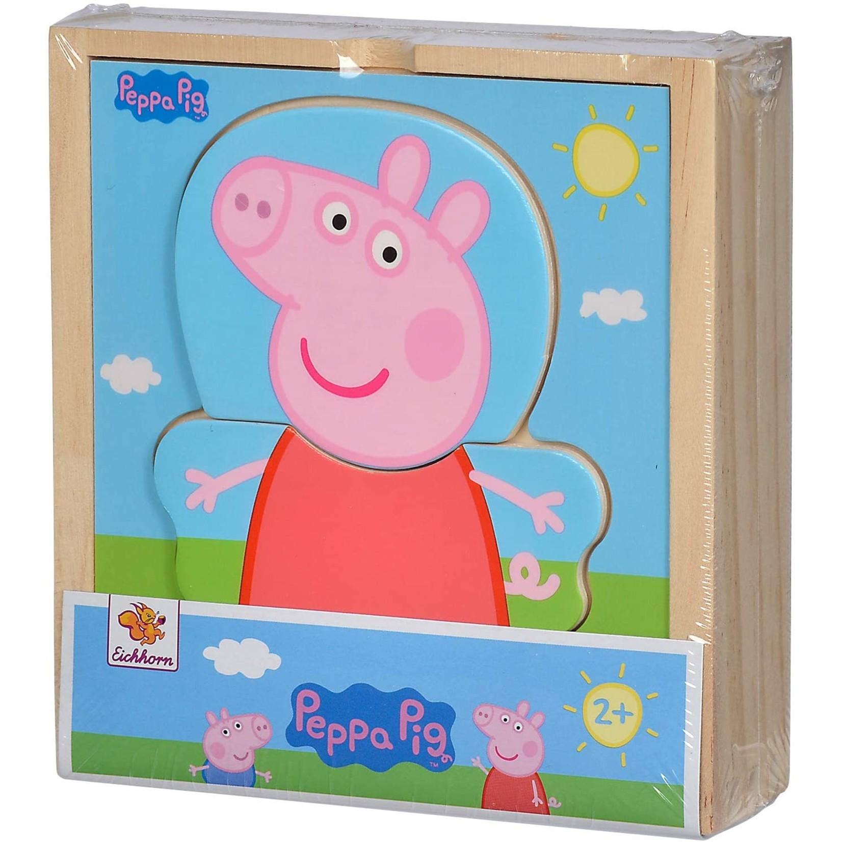 Peppa Peppa Pig Verkleedpuzzel
