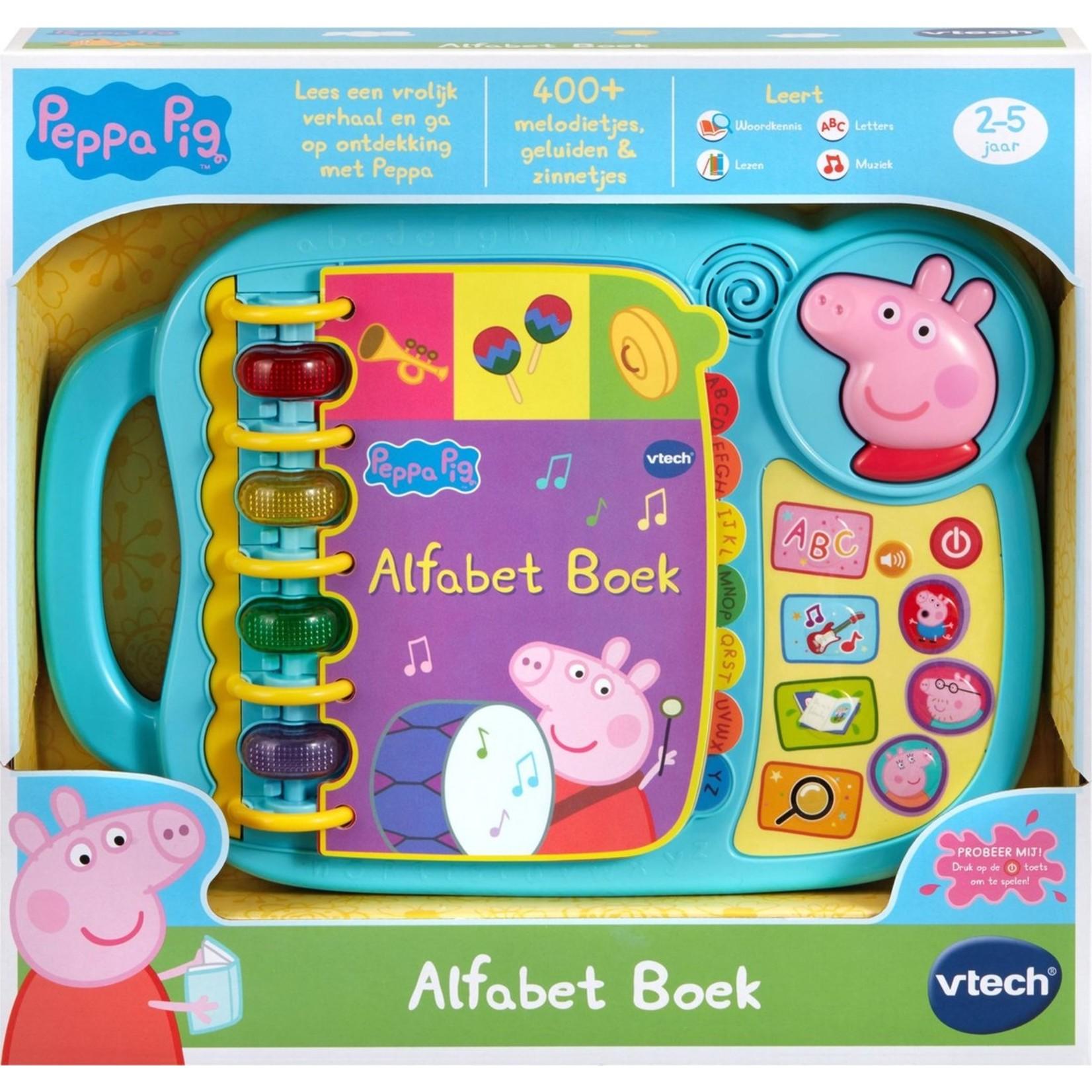 VTECH Peppa Pig VTECH Alfabet Boek