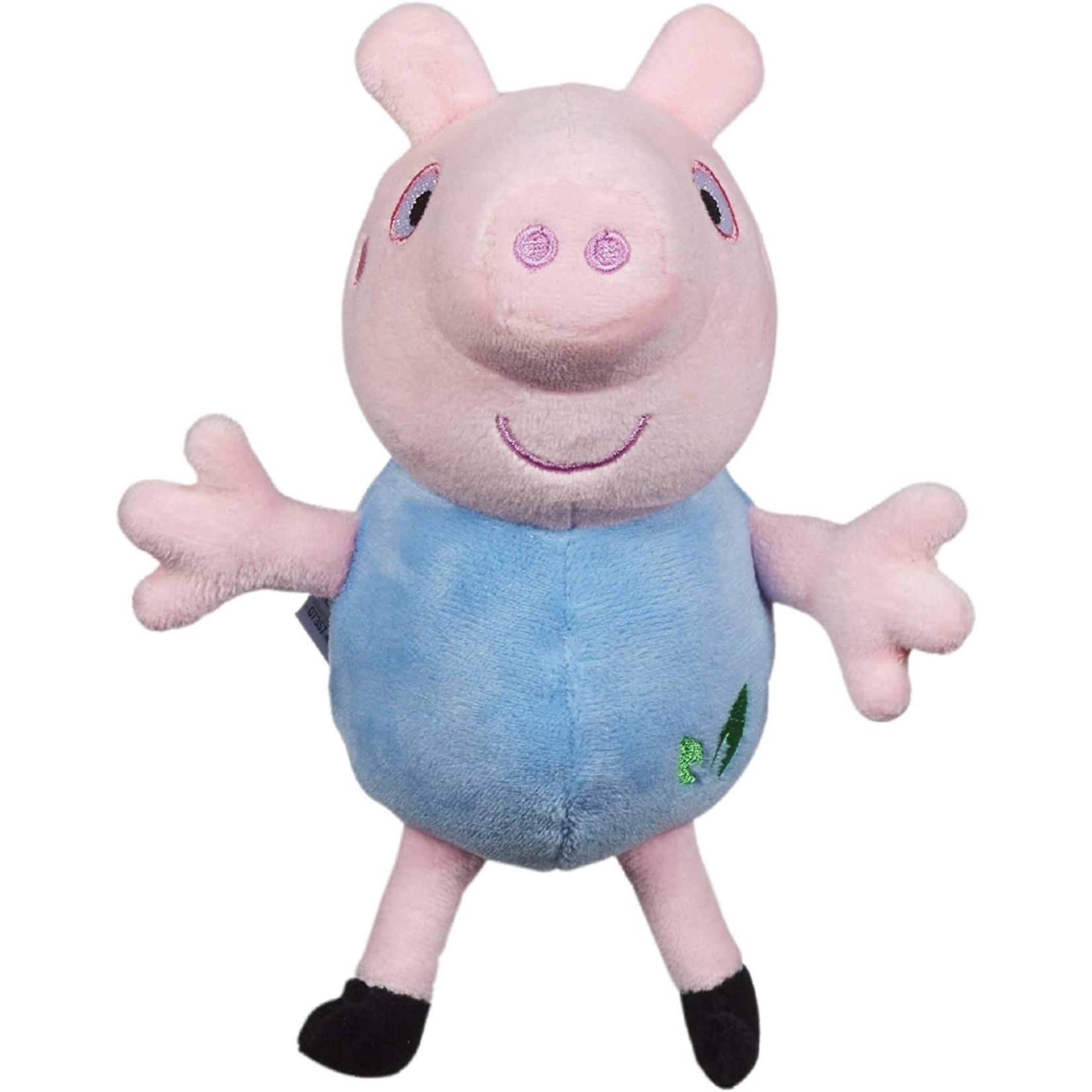Peppa Pig Eco Knuffel George 15 cm