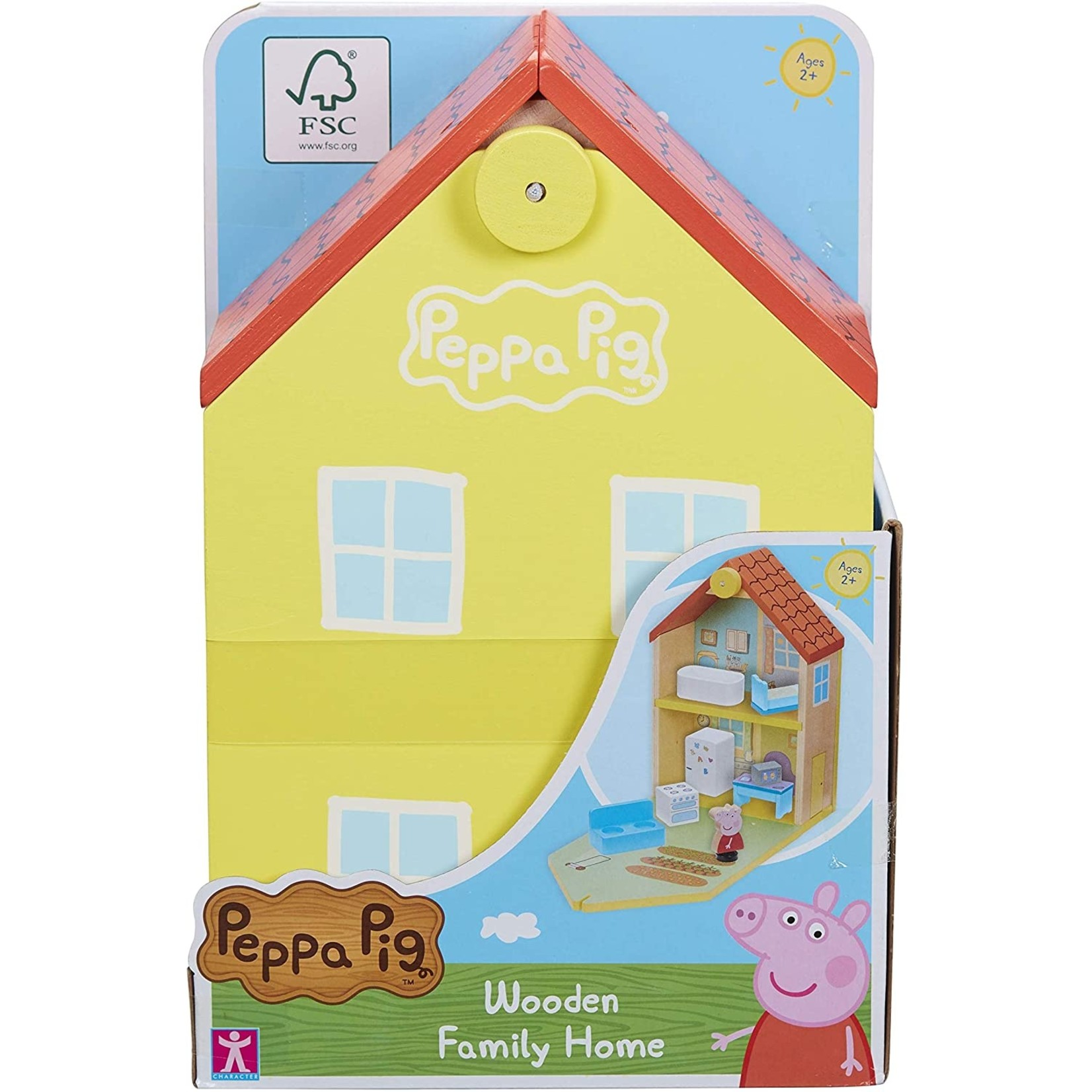 Peppa Pig's Houten Familiehuis