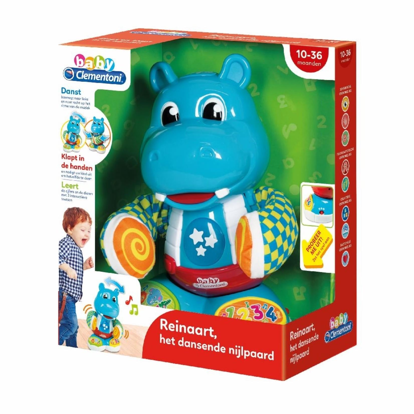 Clementoni Interactieve Nijlpaard