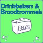 Drinkbekers en Broodtrommels