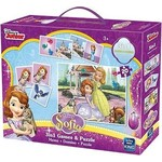 Spel 3 in 1 Prinses Sofia