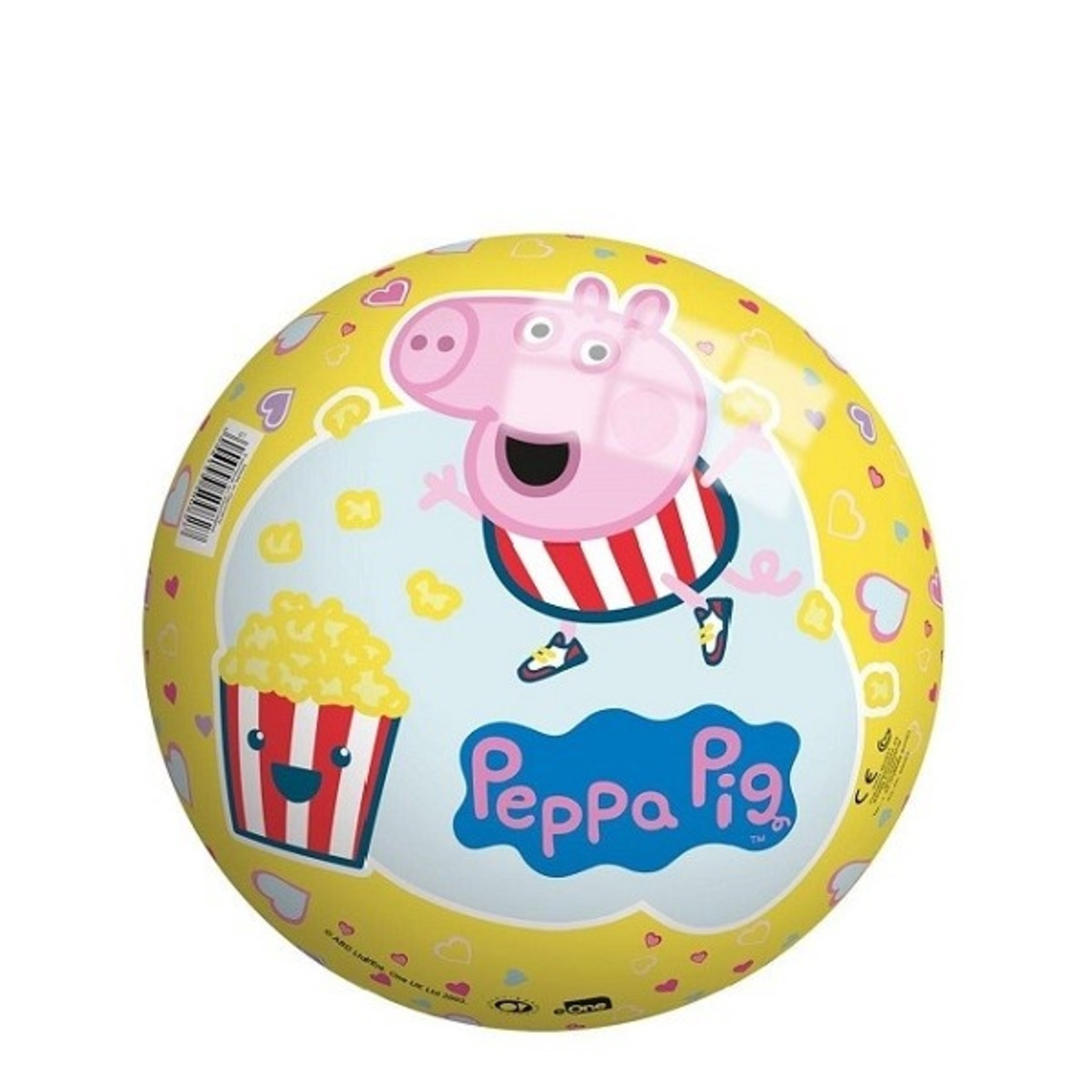 Peppa Pig Bal 23 cm