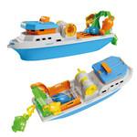 Vissersboot 40 cm
