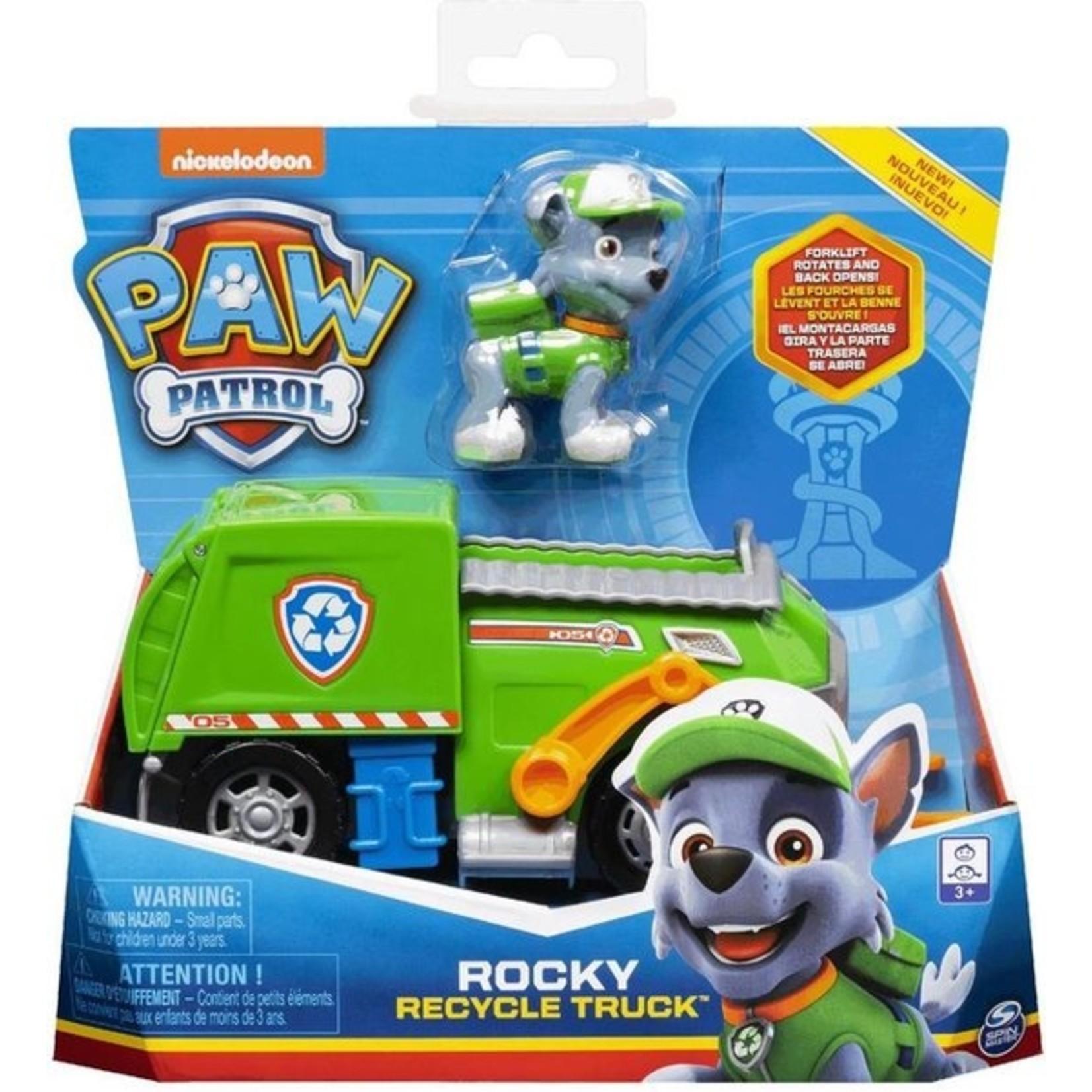 Spin Master PAW Patrol Rocky's Vuilniswagen