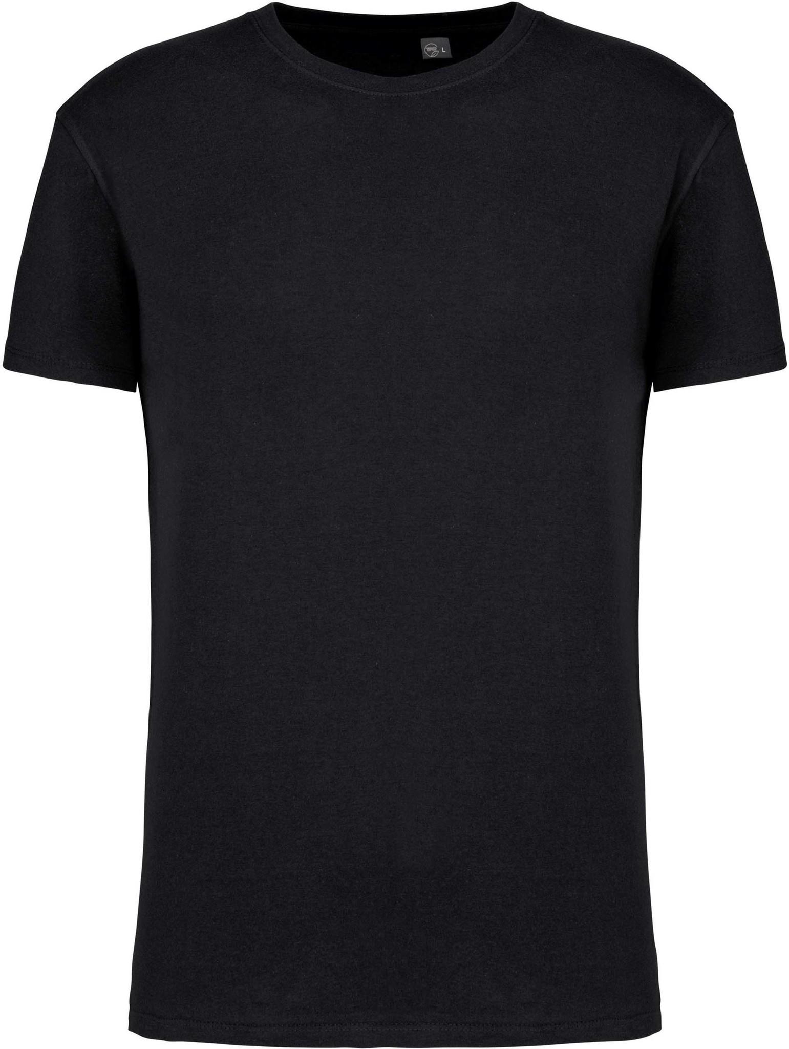 Eco-Friendly Unisex T-shirt - Black