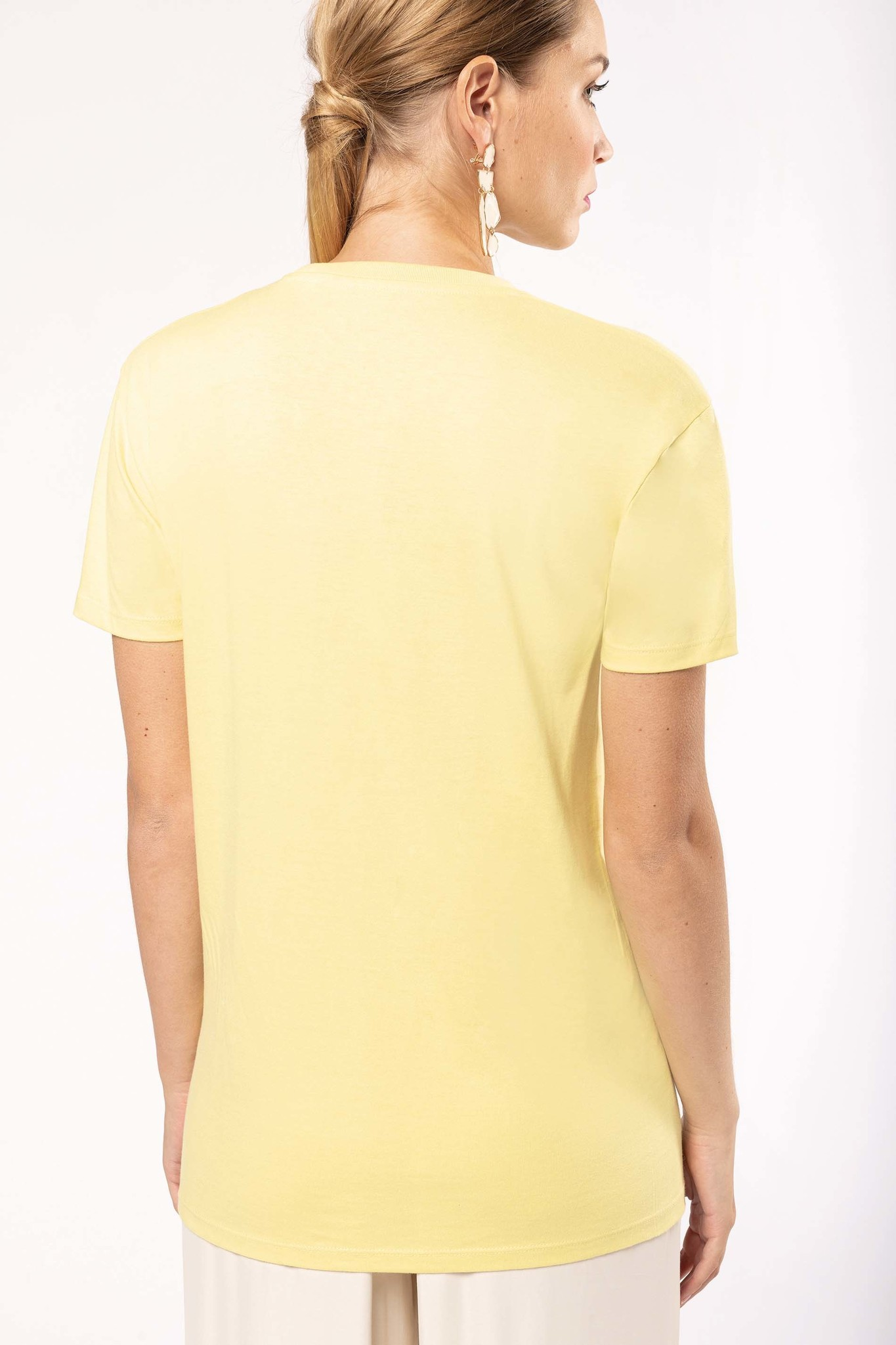 Eco-Friendly Unisex T-shirt - Ice-Mint