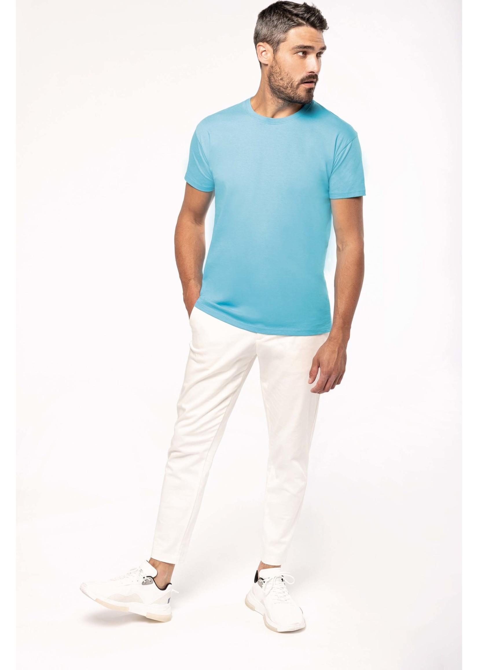 Eco-Friendly Unisex T-shirt - Sea-Turquoise
