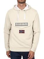 Burgee SUM 3 sweater met capuchon New Milk