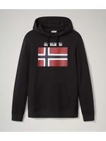 NP0A4EZS - Bellyn H sweater met capuchon Zwart