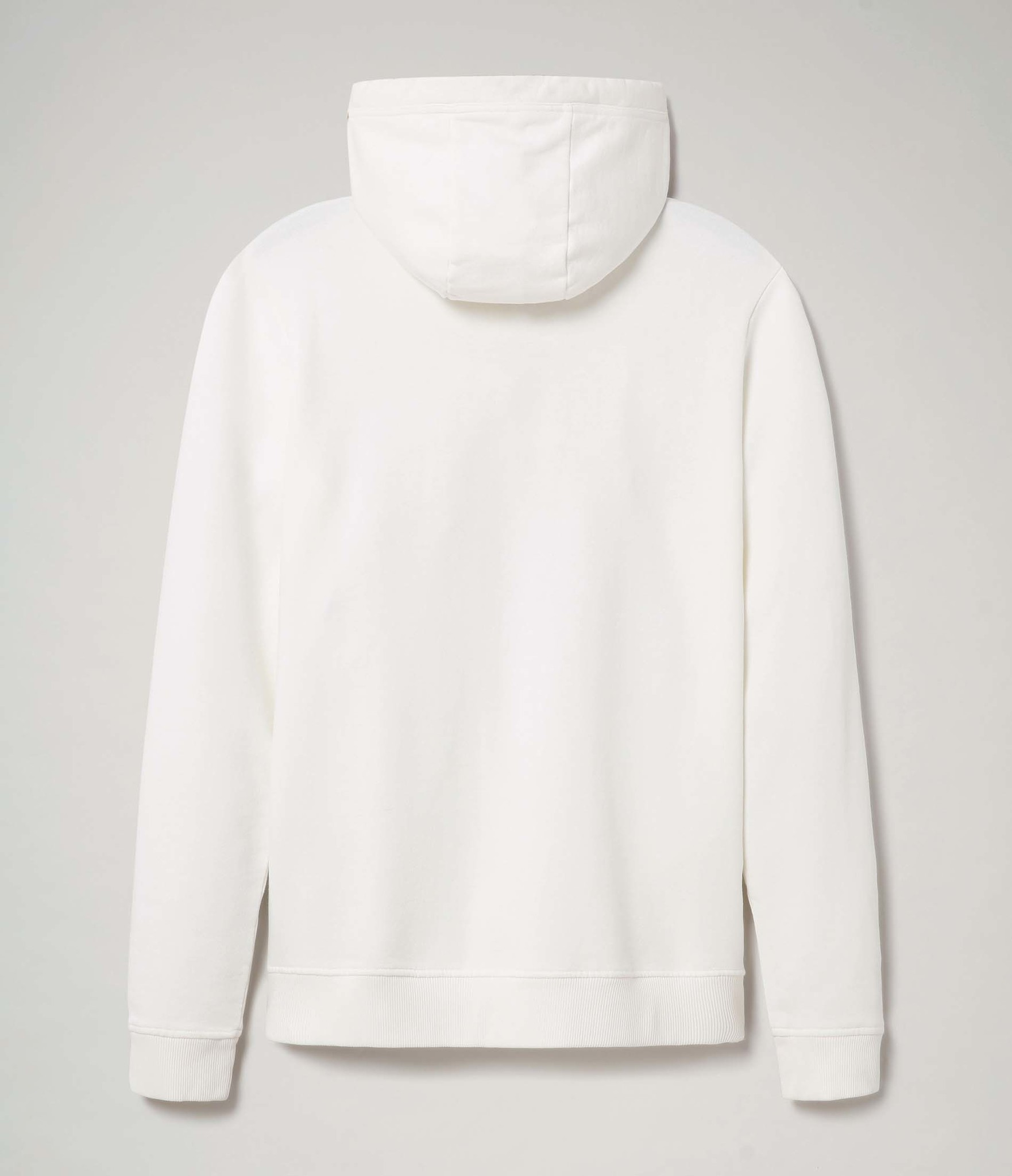 NP0A4EZS - Bellyn H sweater met capuchon Bright White