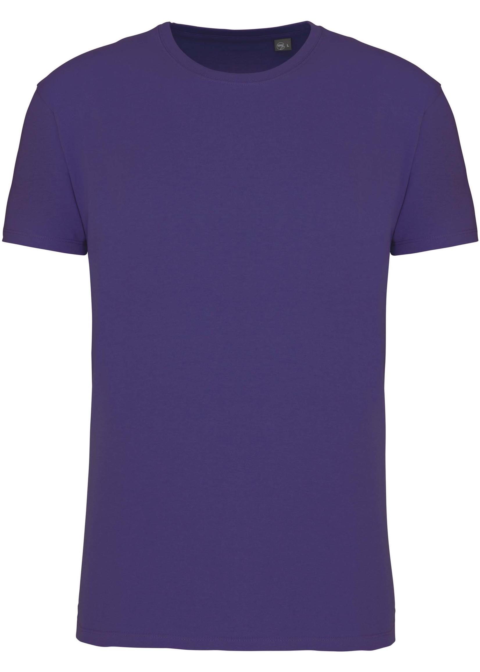 Eco-Friendly Unisex T-shirt -Deep-Purple