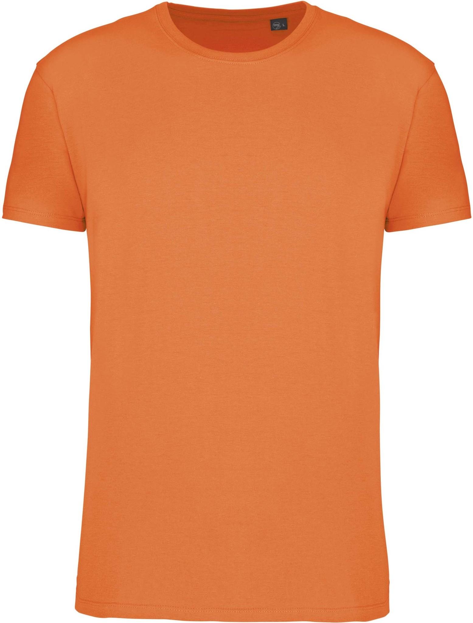 Eco-Friendly Unisex T-shirt -Light Orange