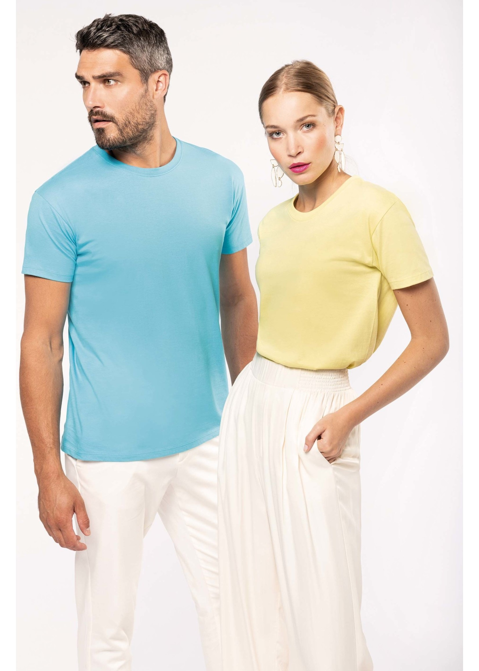 Eco-Friendly Unisex T-shirt - Navyblue
