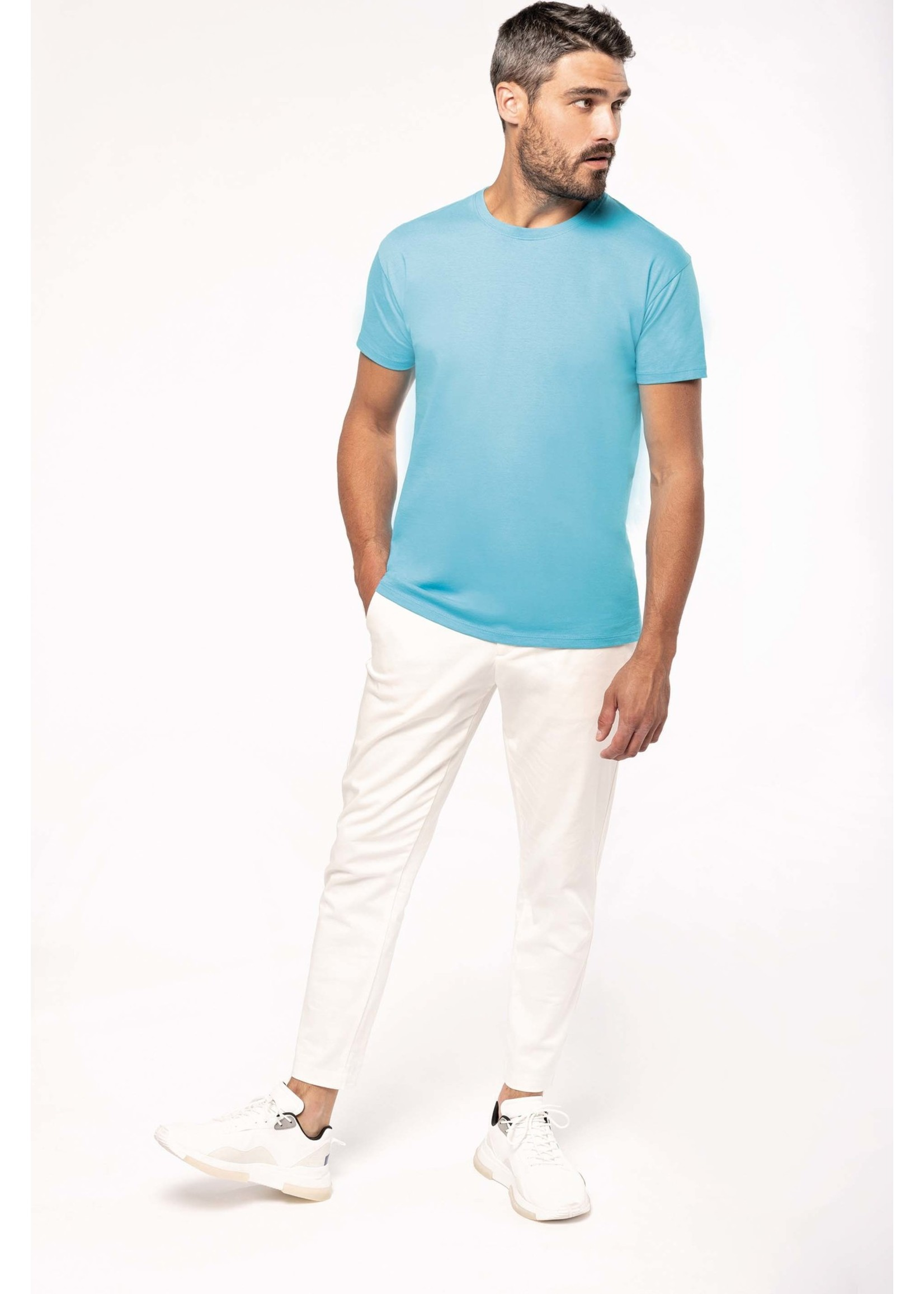 Eco-Friendly Unisex T-shirt -Oxford Grey