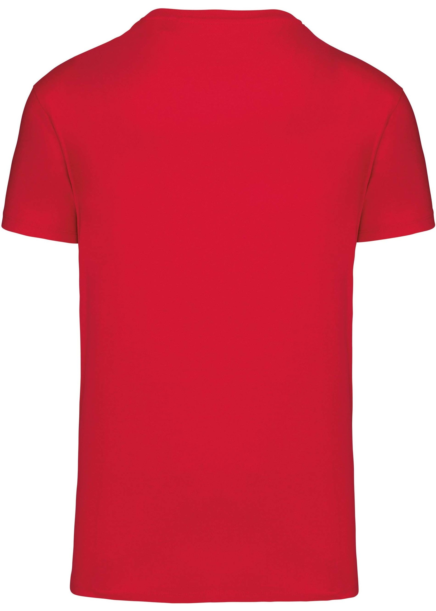 Eco-Friendly Unisex T-shirt - Red
