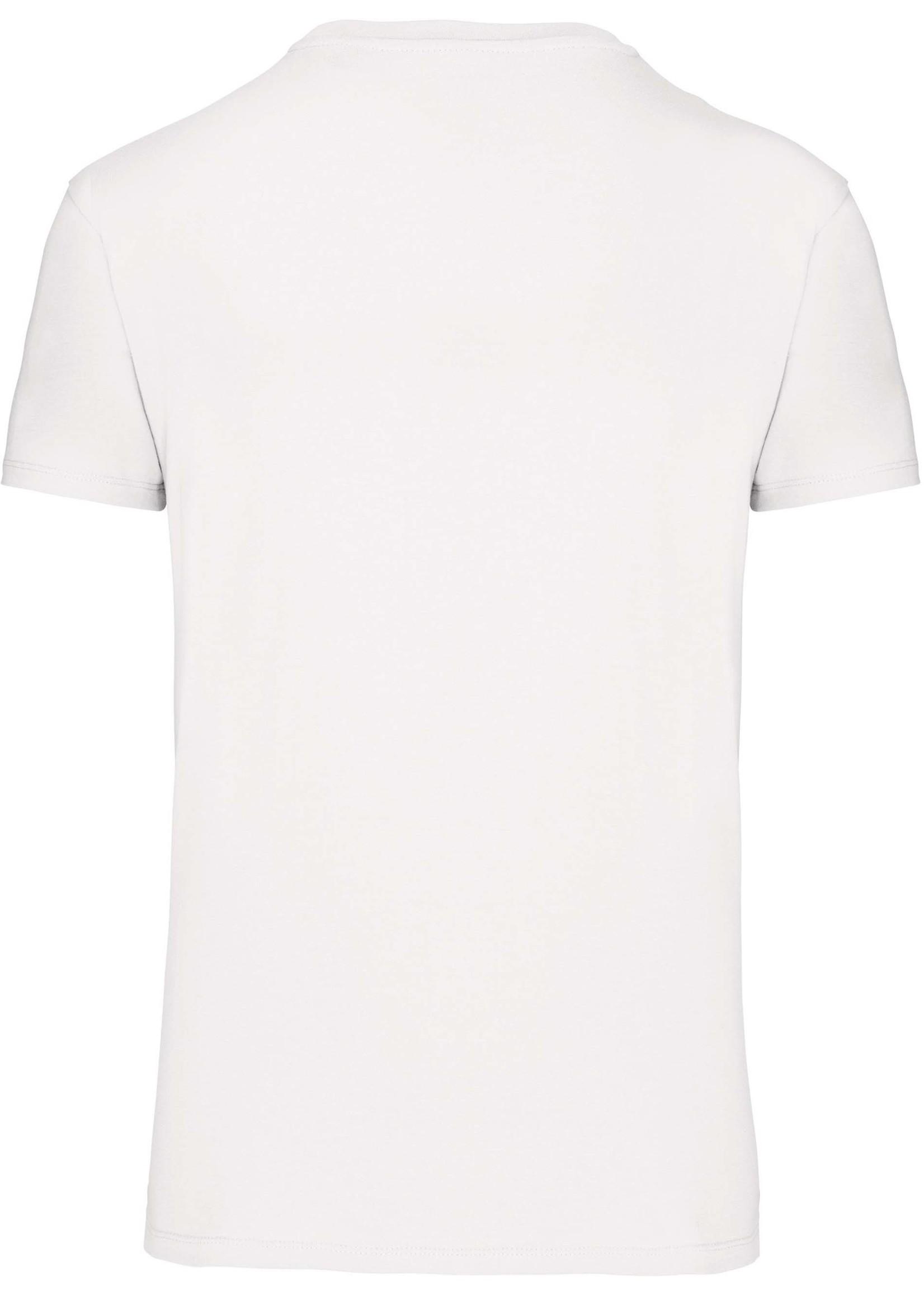 Eco-Friendly Unisex T-shirt - Wit